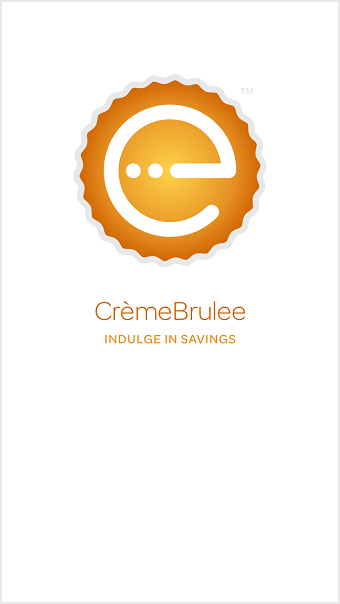 As a My eBanc customer, you are able to enjoy the benefits of the CrèmeBrulee mobile app, powered by Bazing, which gives you savings and protection perks at no additional cost. It's a sweet deal you can start using today.