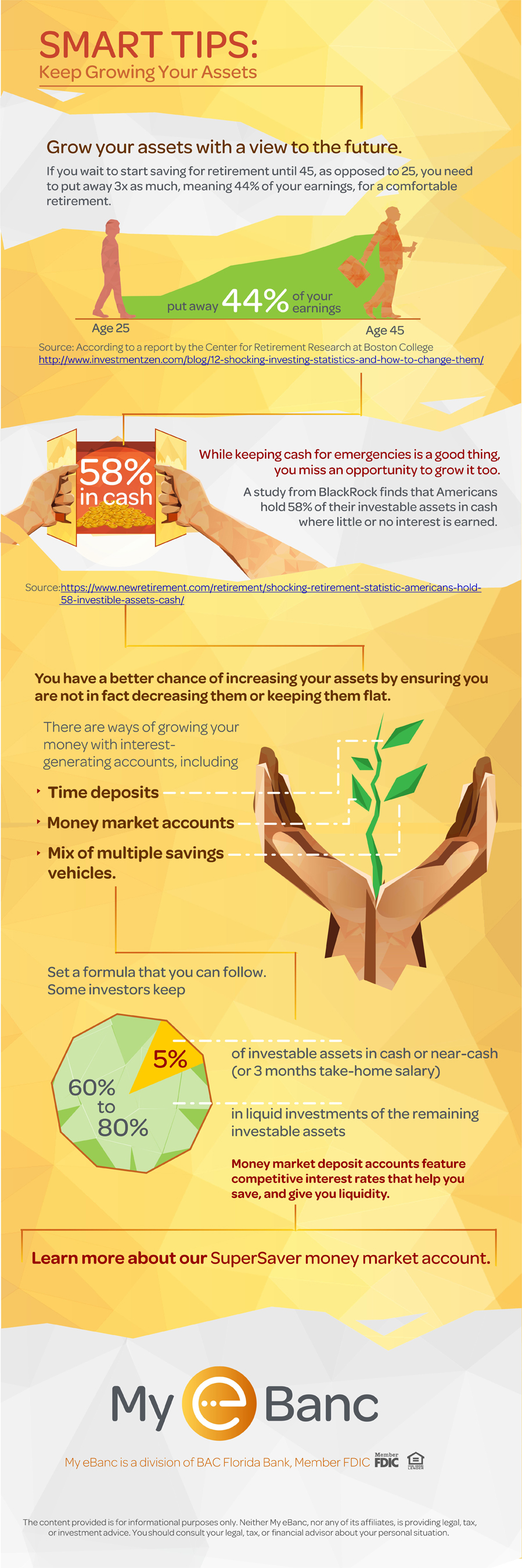 Infographic: Keep Growing Your Assets